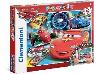 Clementoni Puzzle - Verdák 60 darabos APP