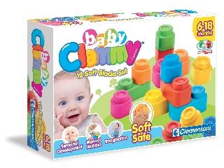 Clemmy 12 soft bloks
