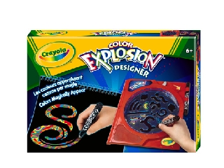 Color Explosion-színező,tervez