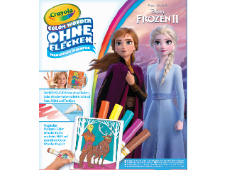 Color Wonder Frozen 2 kifestő