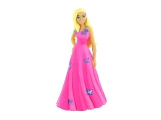 Comansi Barbie Fashion - Barbie pink ruhában