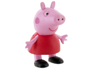 Comansi Peppa malac Peppa figura - 6cm