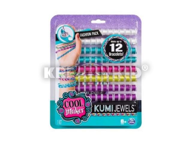 Cool Maker Kumi kreator karkötőkészítő kiegészítő - Kumi Jewels