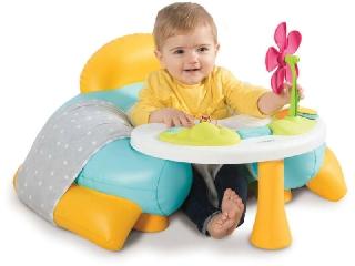 Smoby Cotoons Cosy Seat asztalka és fotel