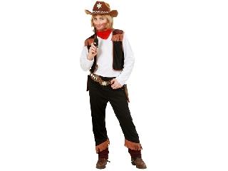 Cowboy jelmez 128-as méret