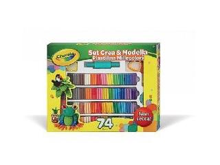 Crayola 74 db-os óriás gyurmakészlet