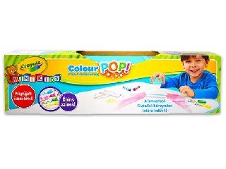 Crayola Colour POP - Irka-firka szőnyeg ÚJ