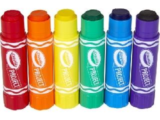 Crayola festőstift 6 db-os