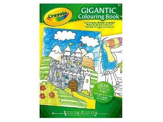 Crayola Maxi kifestőalbum - 128 oldalas