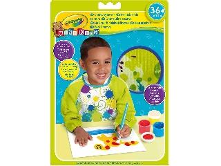 Crayola Mini Kids festőköpeny