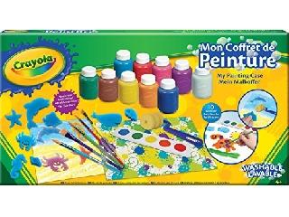 Crayola nagy festékkészlet