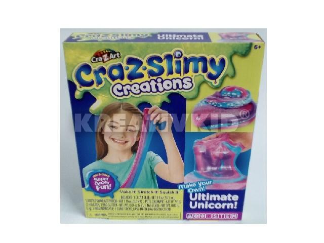 Cra-Z Unikornis Slime készítő készlet