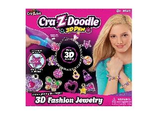 Cra-Z-Doodle - 3D Trendi csajszi karkötő divatékszer készlet