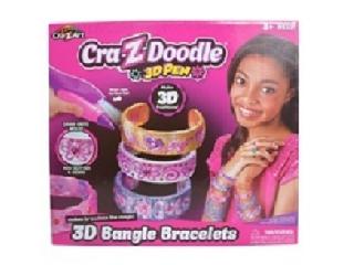 Cra-Z-Doodle - 3D Trendi csajszi karkötő készlet