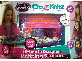 Cra-Z-Knitz Trendi Csajszi Design Stúdió