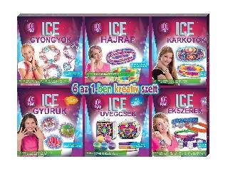 Creative Kids - ICE 6 az 1-ben kreativ szett