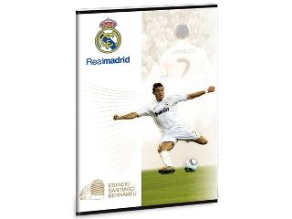 Cristiano Ronaldo Real Madrid A/5-ös prémium szótárfüzet
