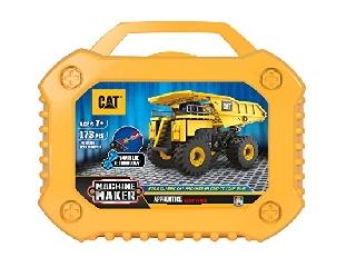 Csavarozható CAT dömper munkagép