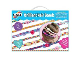 Csodálatos hajpánt készítő szett (Galt)