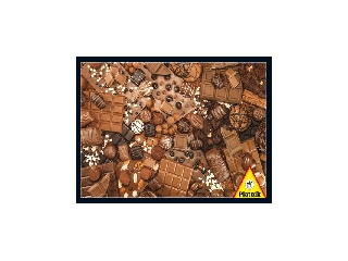 Csokoládé válogatás 1000 db-os puzzle