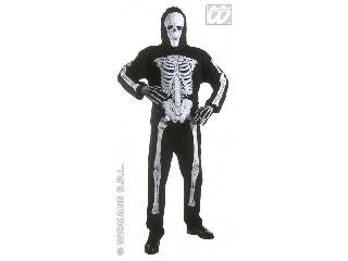 Csontváz jelmez 128-as méret