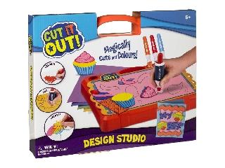 Cut it out! - Ezt vágd ki! Kreatív stúdió készlet