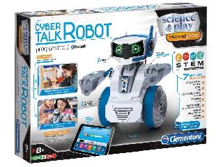 Cyber Talk Robot - beszélő robot