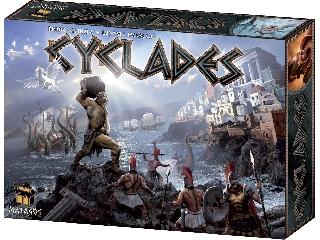 Cyclades - stratégiai társasjáték
