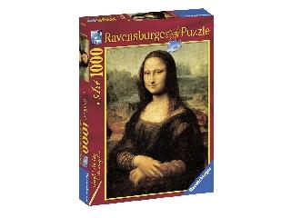 Da Vinci: Mona Lisa - 1000 db-os puzzle