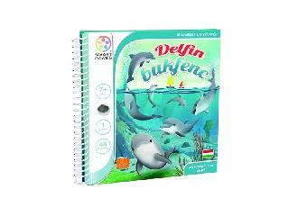 Delfin bukfenc mágneses utazójáték