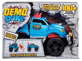 Demo Duke - Az ütköztethető autó