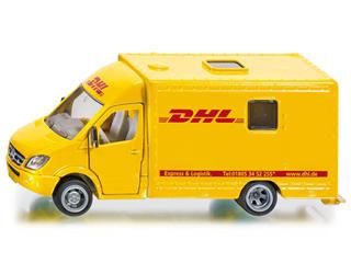 DHL furgon