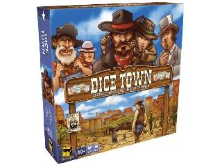 Dice town - társasjáték