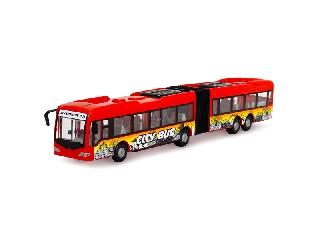 Dickie: City Express városi busz piros