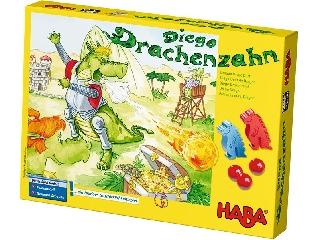 Diego Drachenzahn - Diego, a sárkány társasjáték