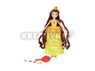 Disney hercegnők Belle hajformázó készlet