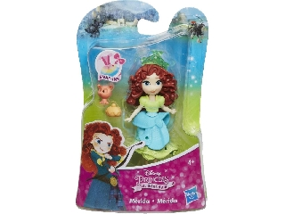 Disney hercegnők mini baba - Merida