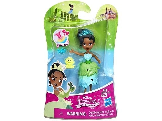 Disney hercegnők mini baba - Tiana
