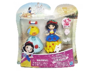 Disney Hercegnők mini divatbaba - Hófehérke