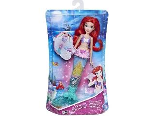 Disney Princess fénylő és csillogó Ariel