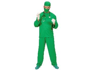 Doktor jelmez XL-méret