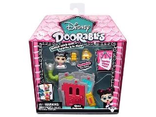 Doorables közepes játékszett Boo