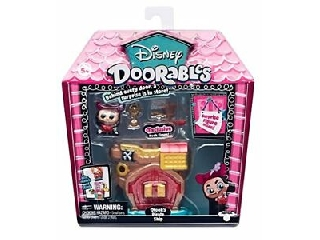 Doorables közepes játékszett Hook kapitány