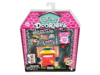 Doorables közepes játékszett Pinokkió