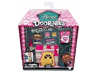 Doorables közepes játékszett Szépség és a szörnyeteg