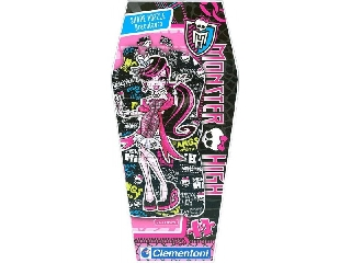 Draculaura Monster High puzzle