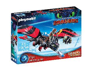 Dragon Racing: Hablaty és Fogatlan