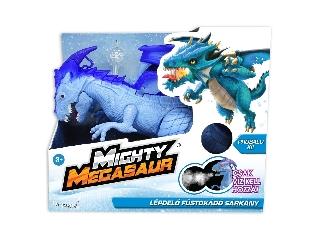 Dragon-i,hatalmas Megasaurus,lépdelő és füstöt okádó -sárkány