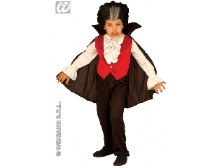 Drakula gróf jelmez 128-as méret