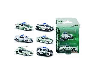 Dubai Police autó - 6 féle